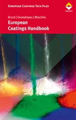 EC Library European Coatings Handbook