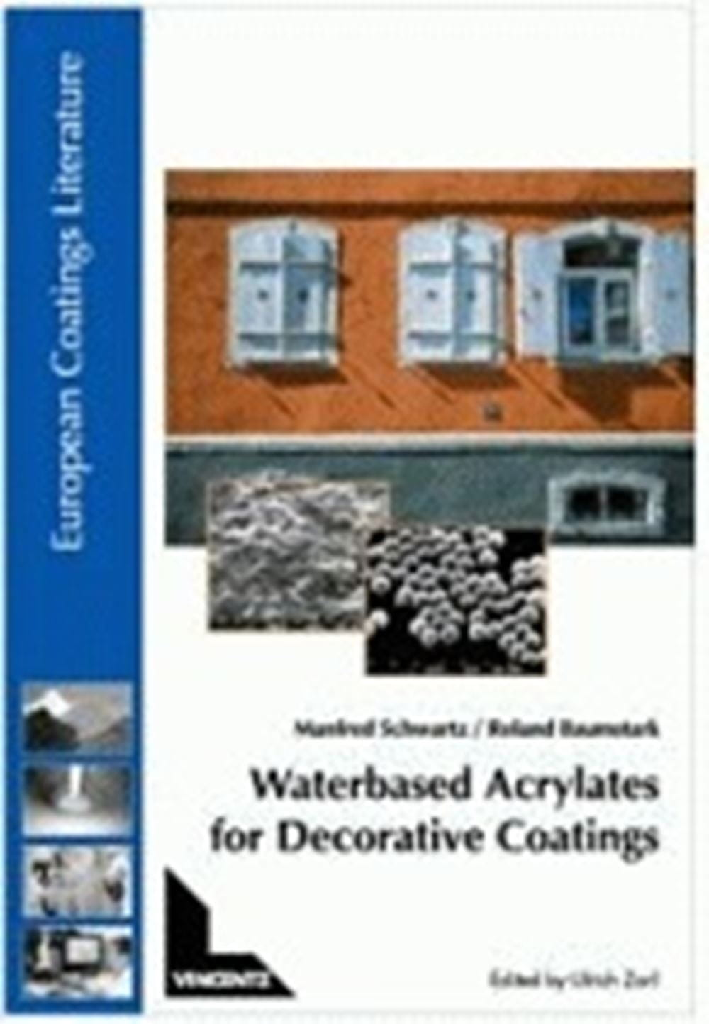 EC Library Waterbased Acrylates for Decorative Coatings